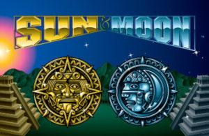 Play a Sun and Moon Slot Machine