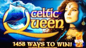 Celtic Queen Slots Online