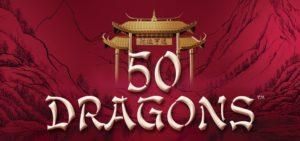 Aristocrat's 50 Dragons Slot Machine