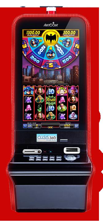 Batman Rogues Gallery Slot Machine