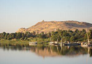 Love on the Nile Theme