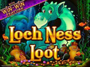 Loch Ness Loot Slots Online