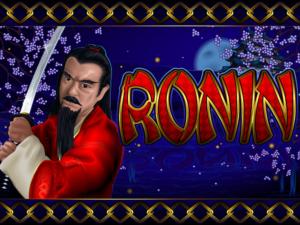 RTG's Ronin Slot Game