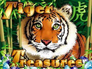 Tiger Treasures Slots by RTG