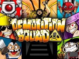 Demolition Squad Video Slot