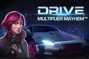Drive Multiplier Mayhem Slot Review