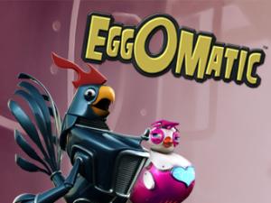 EggOMatic Slot Machine by NetEnt