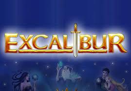 Excalibur Slots by NetEnt